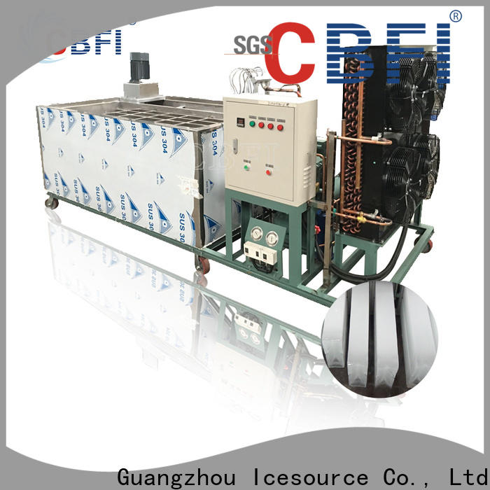 easy to use commercial block ice maker bulk production for ice sculpture