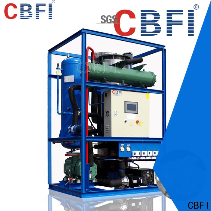 CBFI luxury ice maker bulk production for cold drink