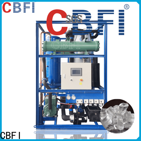 CBFI tube ice machine for sale from manufacturer for freezingg