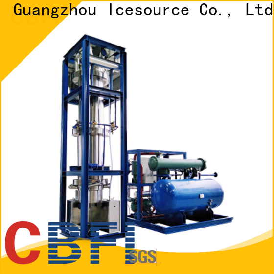 CBFI ice tube machine for sale long-term-use for ice bar