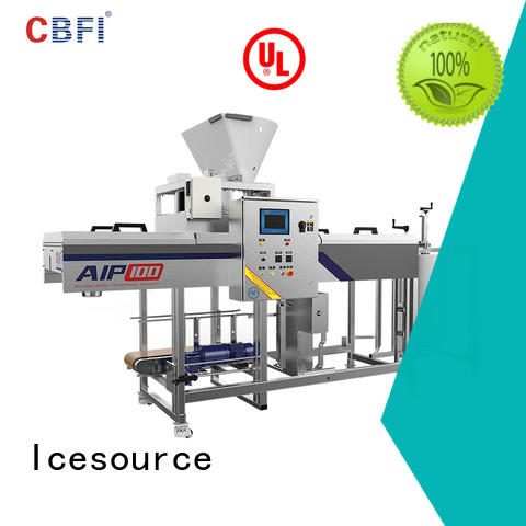 CBFI durable automatic ice packing machine free quote