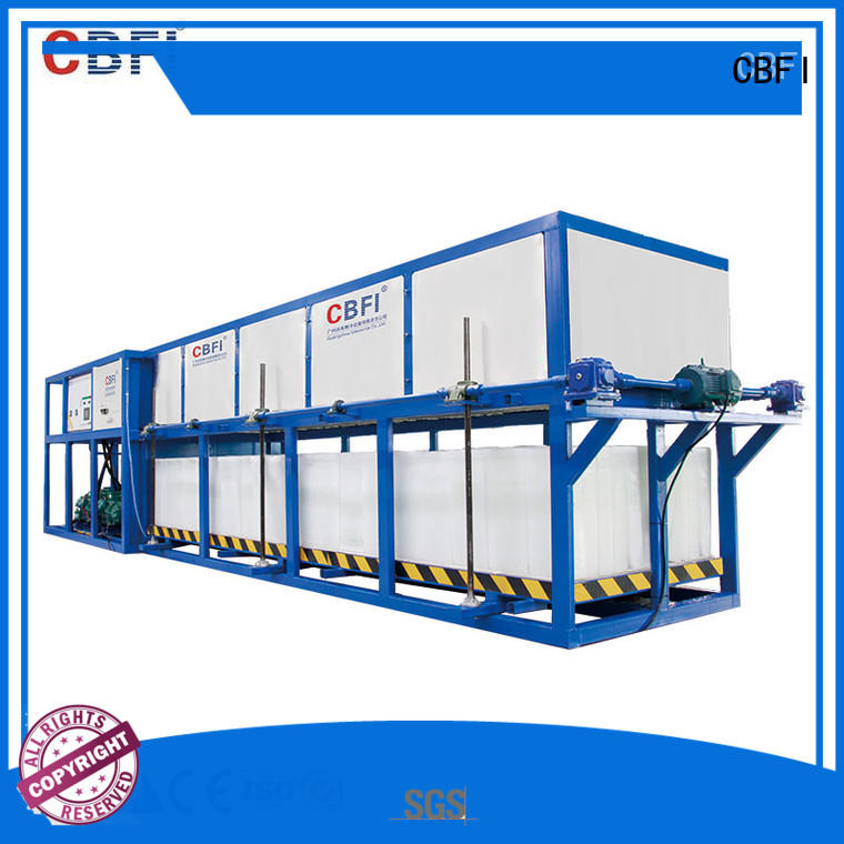 long-term used ice block maker factory for fruit storage CBFI