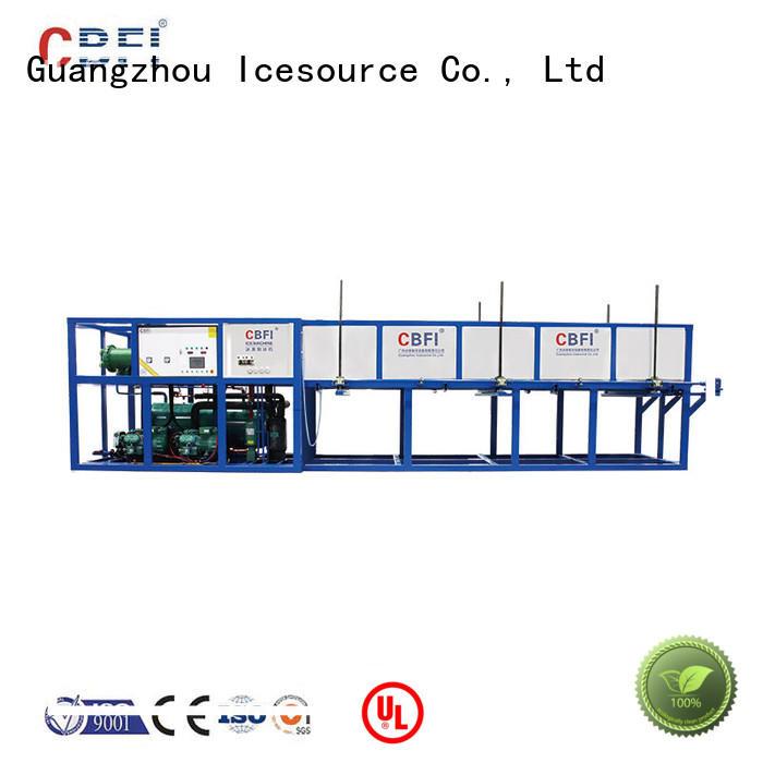 CBFI cooling ice maker water valve manufacturer for vegetable storage