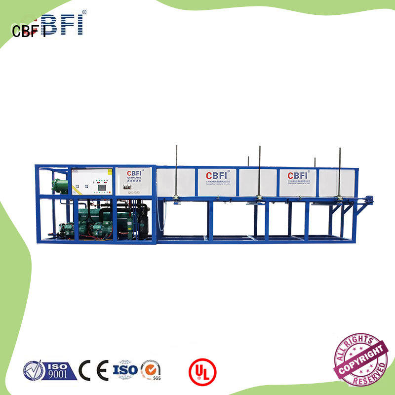 CBFI ABI Series Auto Block Ice Machine