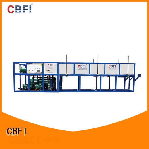 CBFI coolest block ice machine maker free design for freezing