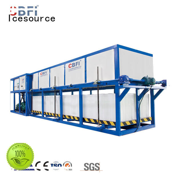 long-term used block ice machine maker abi free design for freezing