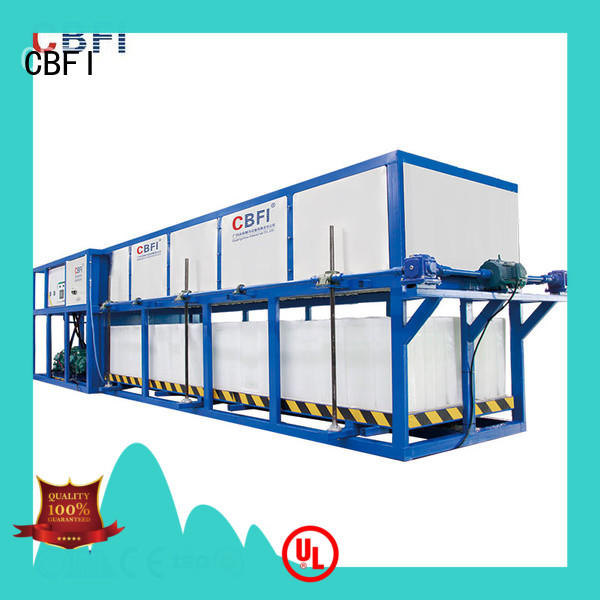 CBFI long-term used ice block maker 15 for vegetable storage