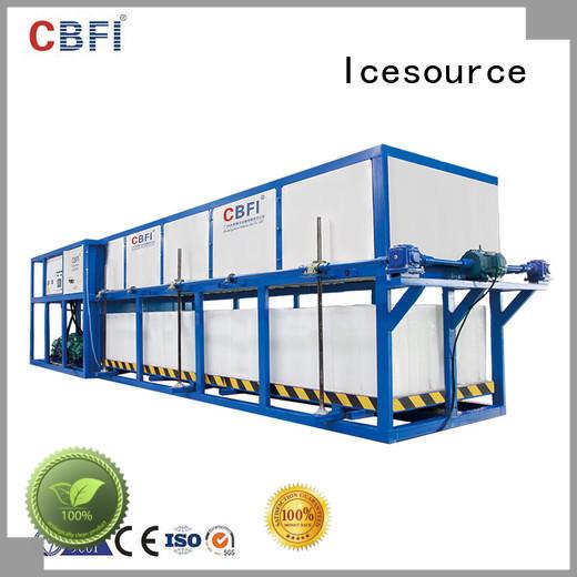 best ice block making machine turkey factory price for fruit storage CBFI