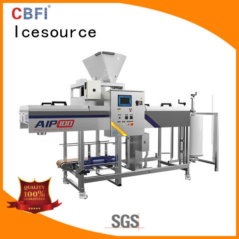 CBFI plants professional ice machine widely-use