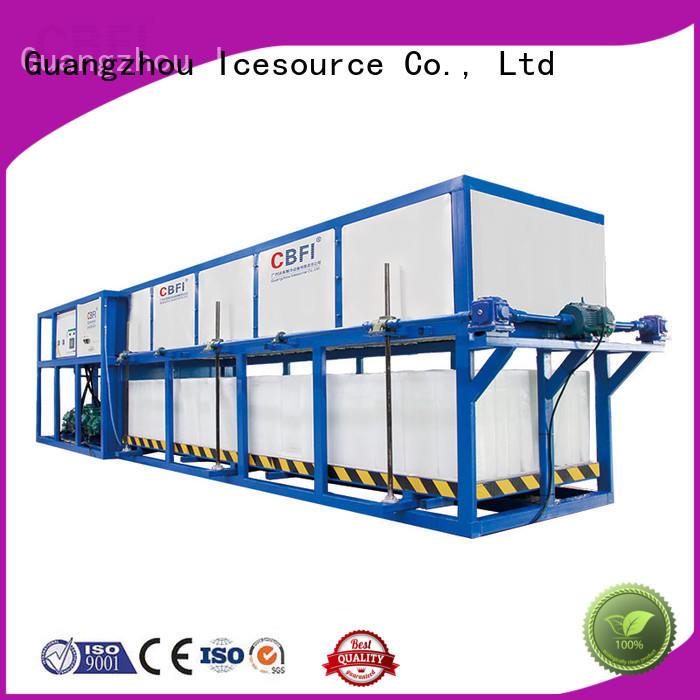 tons ice block maker ice for fruit storage CBFI