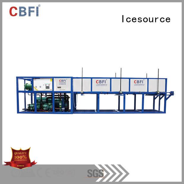 CBFI direct ice maker australia for fruit storage