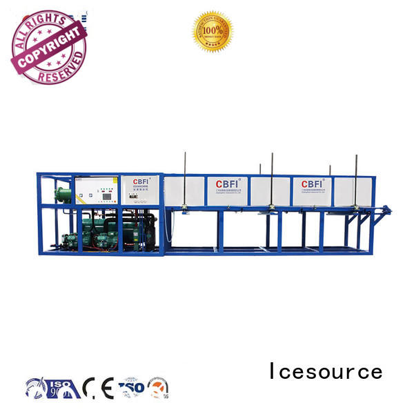 CBFI ABI Series Auto Block Ice Machine