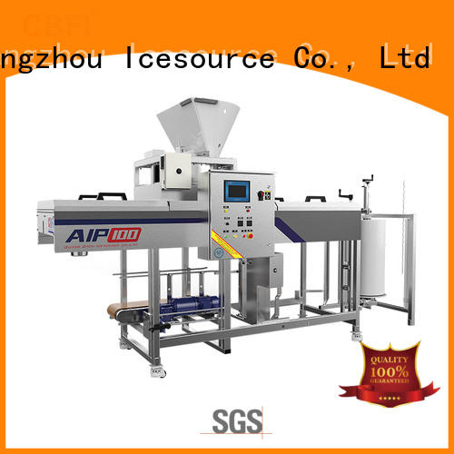 CBFI specs ice cream packaging machine long-term-use for wine cooling
