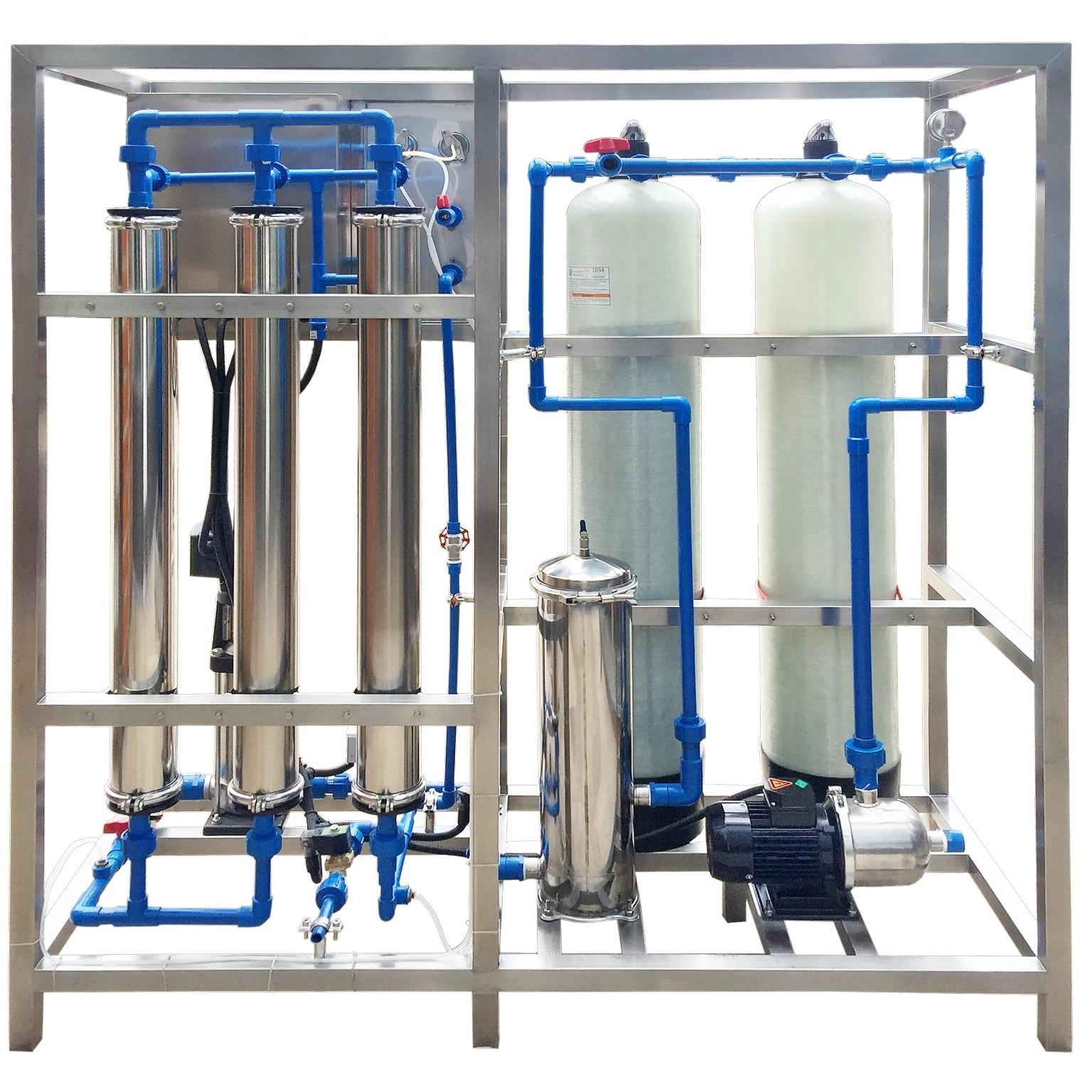 CBFI-Professional Water Treatment Ro Water Treatment Manufacture