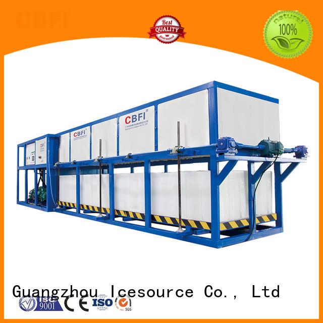 block ice plant highly aluminum size CBFI Brand