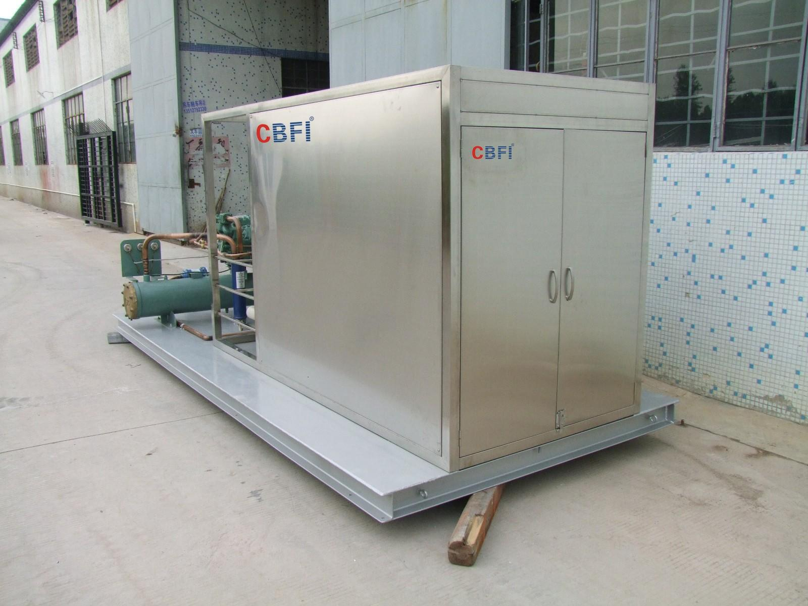 CBFI VDS Series Low-Temperature Water Chiller For Food Processing-1