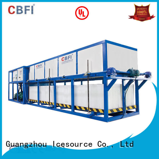 best block manufacturer for freezing