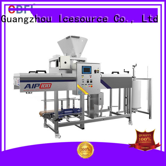 high-quality automatic ice packing machine large order now